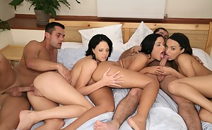 Teen Group Sex Porn Pictures